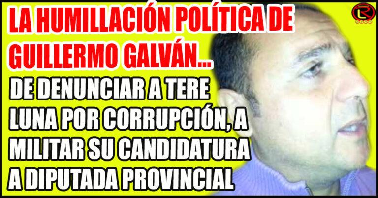 De denunciar a Julio Martínez por 'Proscriptor', a militar la candidatura de su ignoto Delfín
