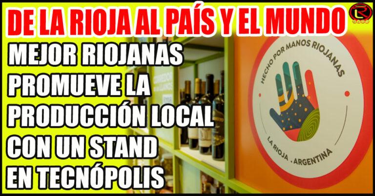 Tienda de productos regionales con una gran variedad de ofertas y promociones