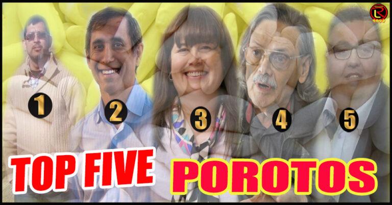 De la Fuente, APU, Nanny, Kelo y Miranda