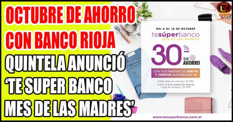 """Continúa Te Súper Banco """"Bares y Restaurantes"""" hasta diciembre"""