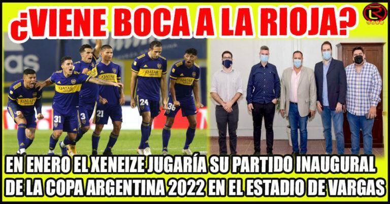 Confirmaron que la Copa Argentina vuelve a nuestra Provincia