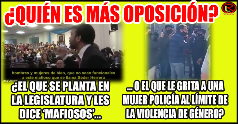 Felipe Álvarez y Gustavo Galván se disputan el voto opositor